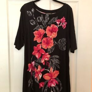 Tommy Bahama Stretchy Floral Dress